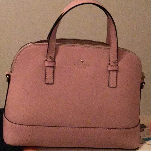 Kate spade satchel without long handle